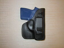 Sig Sauer P290, IWB & POCKET, formed leather holster, right hand