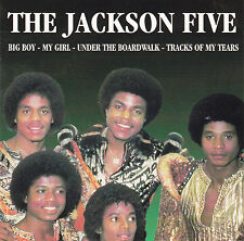 CD 12T THE JACKSON FIVE (MICHAEL JACKSON) BEST OF 2001