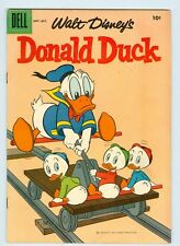 Donald Duck #61 September 1958  FN-