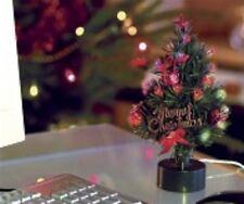 USB LED WEIHNACHTSBAUM - Feierliche Stimmung am PC! NEU