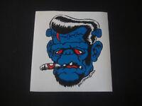 Frankenstogy Sticker Decal Artist Ben Von Strawn Frankenstein