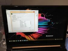 Lenovo Edge 15 2-in-1 1080P Touch Screen Laptop i7-5500U 2GB 840M 80K90001US CAM