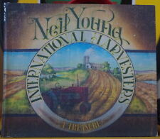 NEIL YOUNG INTERNATIONAL HARVESTERS A TREASURE COMPACT DISC REPRISE 2011