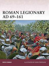Osprey Warrior 166: Roman Legionary AD 69-161 (Römische Legion) / NEU