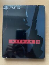 Hitman 3 Steelbook - NEU - Custom - ohne Spiel