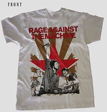 Rage Against The Machine -American rock band, T-shirt sizes S to 6Xl