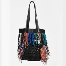 OSEI DURO X Urban Outfitters Macrame tote bag NEW women MSRP: $250