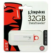 Kingston 32GB DataTraveler USB 3.1 Flash Pen Drive Memory Stick