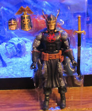 Marvel Legends 2018 AVENGERS BLACK KNIGHT FIGURE Loose 6 Inch Cull Obsidian Wave
