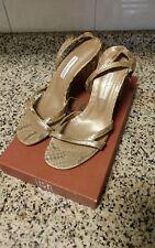Zapatos Pablo Fuster talla 37 de piel, como nuevos