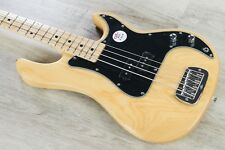 G&L Tribute LB-100 4-String Electric Bass, Maple Fingerboard - Natural