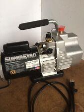 YELLOW JACKET 93560 SuperEvac Vacuum Pump 6 CFM NEW FREE SHIPPING +24B+