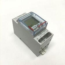 Legrand 047 71 Alpharex D22 Programmable Digital Timer Switch 230vac 2 Ch 16a