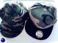 Cotton Blend Camouflage Hats for Men
