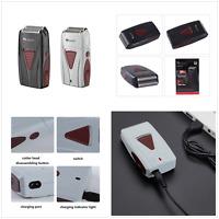 SURKER Men's Electric Foil Shaver Dual Foil Cordless Rechargeable Electric Razor