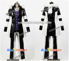 Katekyo Hitman Reborn Cosplay Belphegor Pleather Costume H008