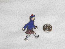 NEW Tintin in Kilt Pin Herge Sundancer # 006 lapel badge tin tin character 6