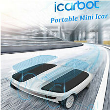 4 Wheels Somatosensory Electric Scooter Flatboard Car Walk APP Powered iCarbot