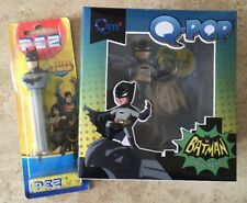 Q-pop DC Comicbook Batman Classic TV Series Lootcrate Figure Pez