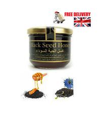 Pure Black Seed Mountain Honey 300g Kalonji Nigella Sativa Blackseed honey halal