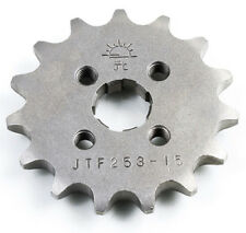 JT 15 Tooth Steel Front Sprocket 420 Pitch JTF253.15