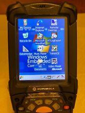 Zebra Symbol Motorola MC92N0-G90SXGYA5WR MC9200 Barcode Scanner LORAX 2D Win7.0