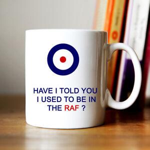 The RAF - Royal Air Force Coffee Mug