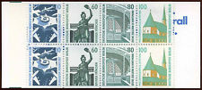 Germany Berlin 1989 SG#SB15 Tourist Sights MNH Stamp Booklet Cat £80 #C23839