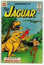 JERRY WEIST ESTATE: ADVENTURES OF THE JAGUAR #10 (VG) & 12 (Archie 1962-62)