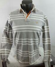GANT Long Sleeve Men's Grey Polo Size Medium