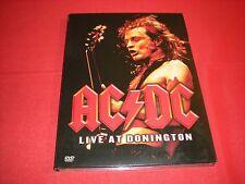 "AC/DC "" LIVE AT DONINGTON "" DVD"
