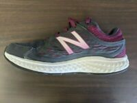New Balance Womens 420 Size 8 W420CM3 Gray Purple Running Shoes Lace Up