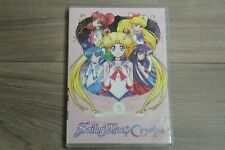 Sailor Moon Crystal: Season 3 - Set 1 (DVD, 2017)