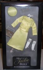The Jackie Doll Accessories- 1961 Yellow Suit - France State Visit