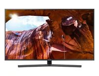 "Samsung UE65RU7405 65"" Zoll Smart TV 4K UHD LED Schwarz Wifi HDR"