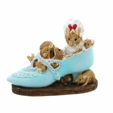 Beatrix Potter A28764 Old Woman Who Lived in a Shoe Figurine