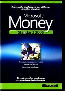 MONEY 2005 édition standard finances personnelles comptes bancaires placements