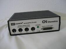 Gn Otometrics Ics Chartr Preamplifier Pa 800 Preamp