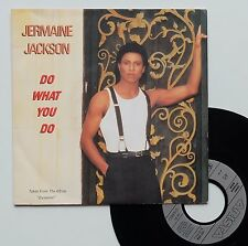 """Vinyle 45T Jermaine Jackson feat. Michael Jackson  """"Do what you do"""""""