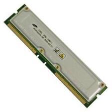Módulo de 256 mb Samsung PC800 Rambus RDRAM