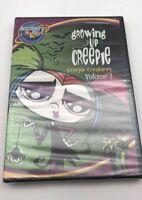 Growing Up Creepie: Creepie Creatures Vol. 1 (DVD) Brand New
