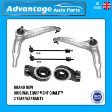 ROVER 75 MGZT ZT-T Front Lower Wishbone Control Suspension Arms Bushes & Drop Li