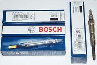 Bosch Duraterm Glow Plugs set of 4pcs 0250202022 VW GOLF Passat Sharan 1.9 TDI