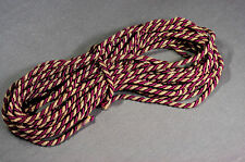 Kordel pink-gold 17 m lang 6,5 mm dick