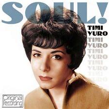 TIMI YURO - SOUL! (NEW SEALED CD) ORIGINAL RECORDING
