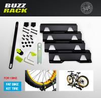 "BUZZ Rack Express 4 Bike Premium Platform TILTING Hitch 2/"" Open Box Damaged"