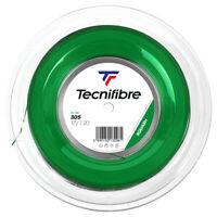 TECNIFIBRE 305 SQUASH STRING - 1.20MM - 200M REEL - GREEN - RRP £275