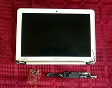 """Apple MacBook White 13"""" (2009-2010) - UNIBODY A1342 COMPLETE SCREEN ASSEMBLY"""