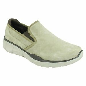 MENS SKECHERS EQUALIZER 3.0 SLIP ON CASUAL MEMORY FOAM SHOES SIZE SUBSTIC 52938