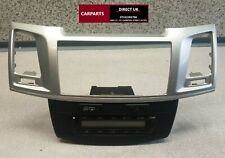 2012-2016-TOYOTA HILUX HEATER CONTROL AND STERIO SURROUND PANEL 84013-0K160